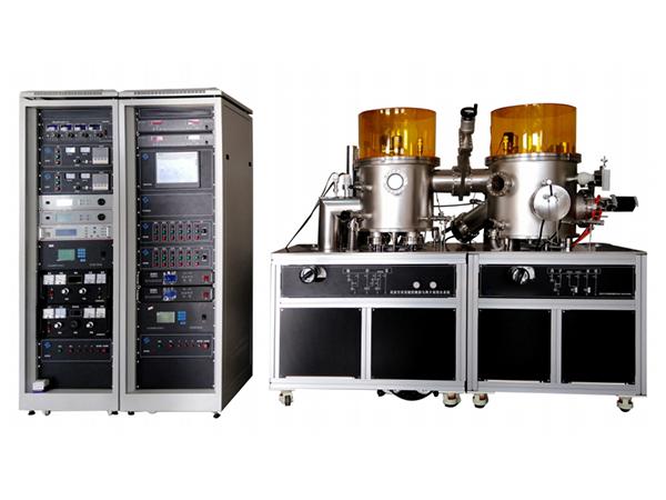 JGP-560型双室磁控溅射系统
