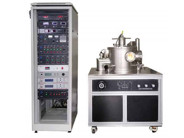 JGP-450型单室磁控溅射