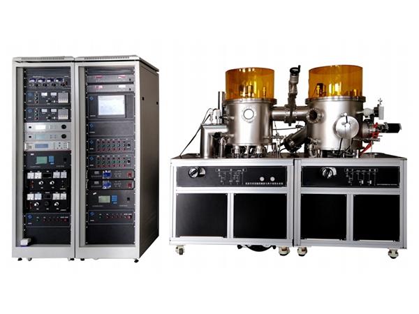 南京JGP-560型双室磁控溅射